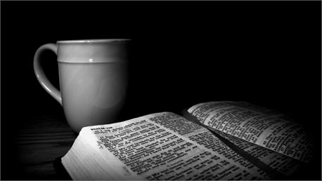 coffe and bible